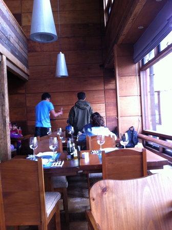 Tilapia: interior 2