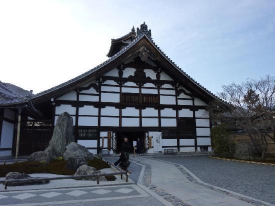 Tenryuji Temple: 天龍寺