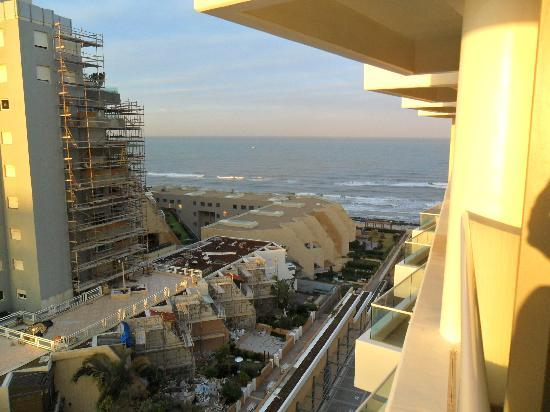 West Boutique Hotel Tel Aviv: View from balcony