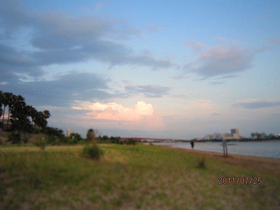 御前浜公園(御前浜香櫨園浜)