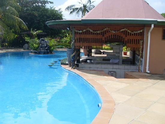 Amoa Resort: The pool