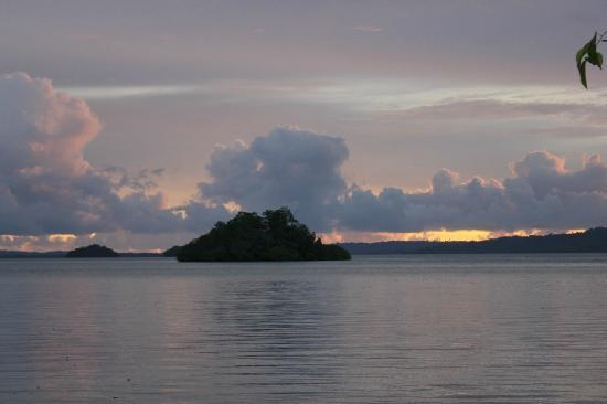 more sunset from Charapoana island