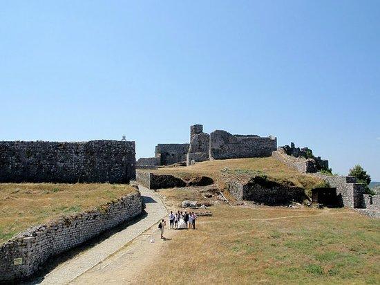 Shkoder, Albanië: the castle
