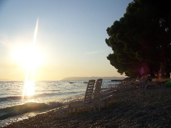 smartline Bluesun Neptun : Sonnenuntergang