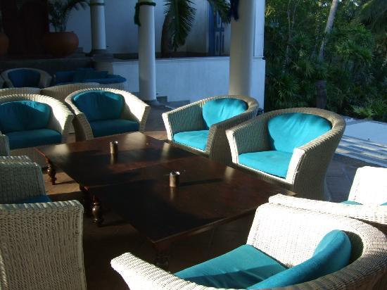 Tamarind Hill by Asia Leisure: Seating area