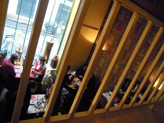 L'Heure Gourmande: From the 2nd floor