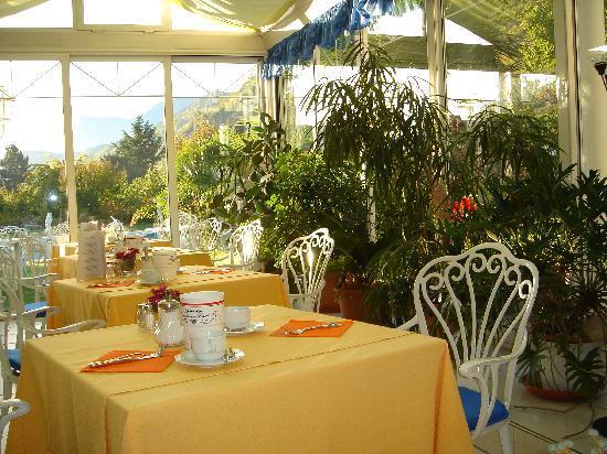 Hotel Gschwangut: Schöner Frühstücksraum