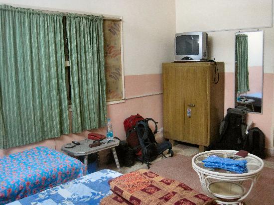 Rukmavati Guest House: Plenty of Space