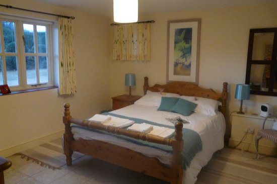 Greenwood Grange Farm Cottages: Double room in Henchard