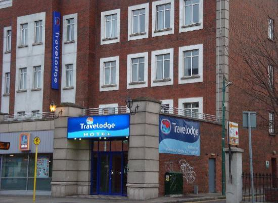Travelodge Dublin City Centre, Rathmines: External view of the hotel