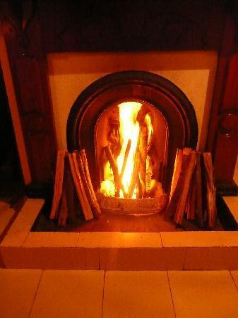 Grosvenor Hotel : Feuer
