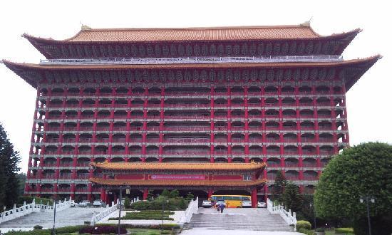 Grand Hotel Taipei: 外観