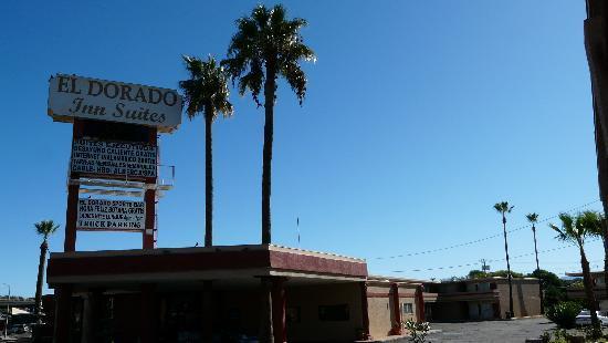 El Dorado Inn: Außenansicht
