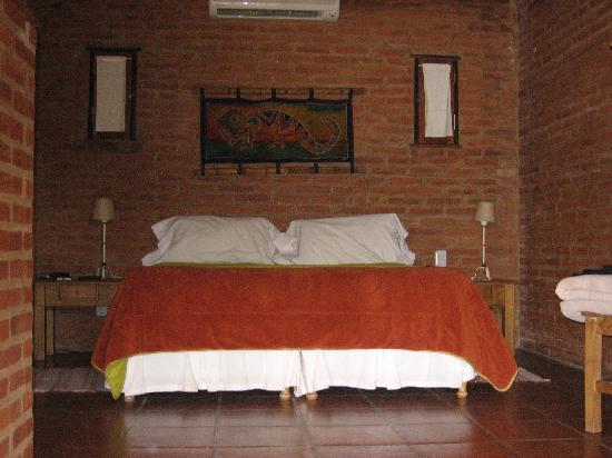 Costa Serrana: la habitación