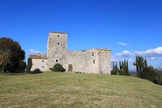 True Umbria: The Castle