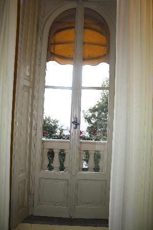 Europalace Hotel: Il balconcino