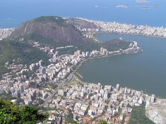 Brezilya: RIO SCENARY