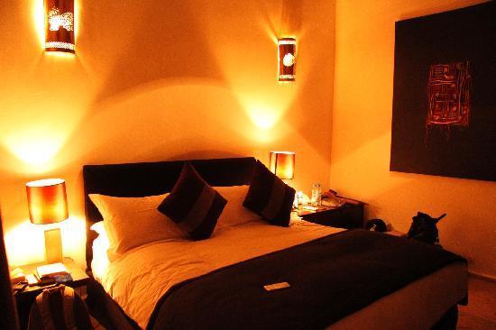Riad Capaldi: La stanza Cinnamon