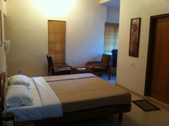 Hotel Chicago: deluxe room