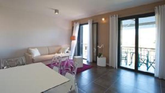 Residence En Aparte : Suite/appartement pour 4 personnes