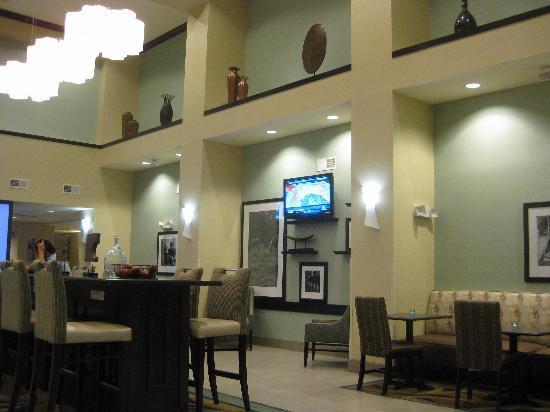 Hampton Inn & Suites Liberal: Breakfast room, view 1