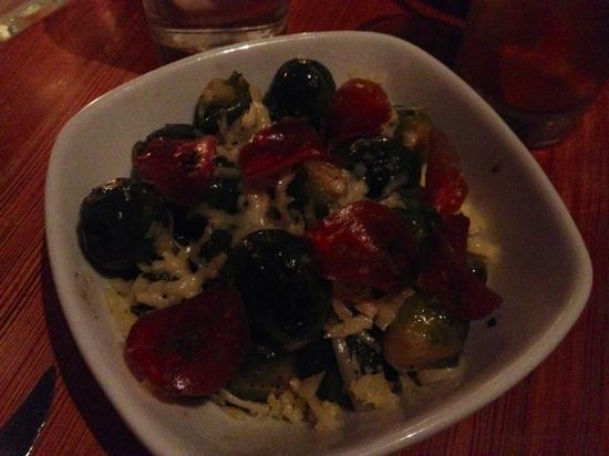 Dante's Kitchen: Brussel Sprouts