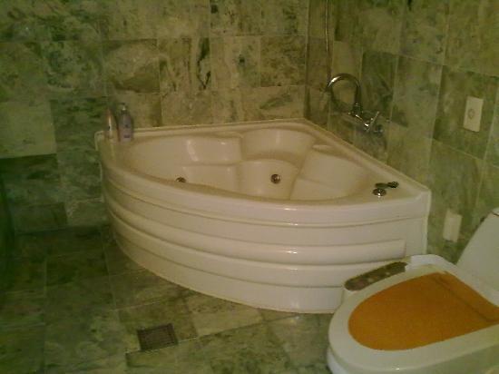 โรงแรมอินชอนแอร์พอร์ต จูเน่: Bathroom