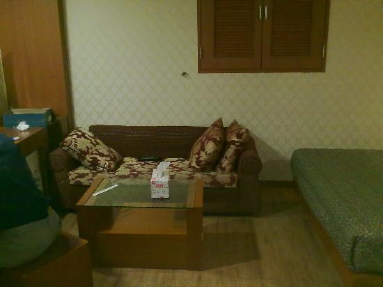 โรงแรมอินชอนแอร์พอร์ต จูเน่: Social area