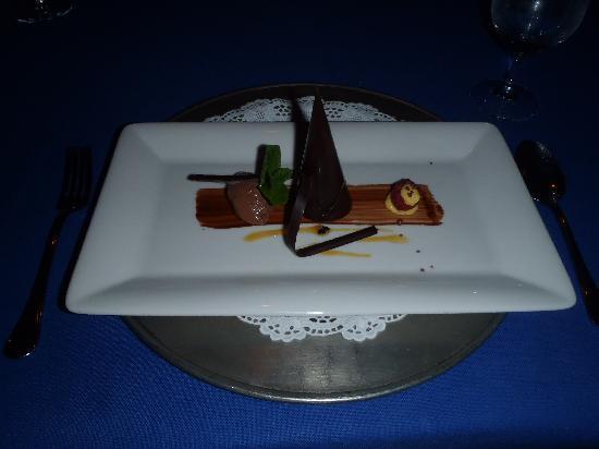 Hospiz Alm : A perfect dessert