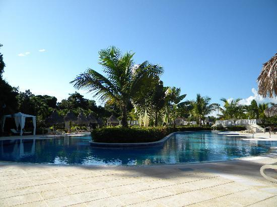 Luxury Bahia Principe Cayo Levantado: Quiet Pool