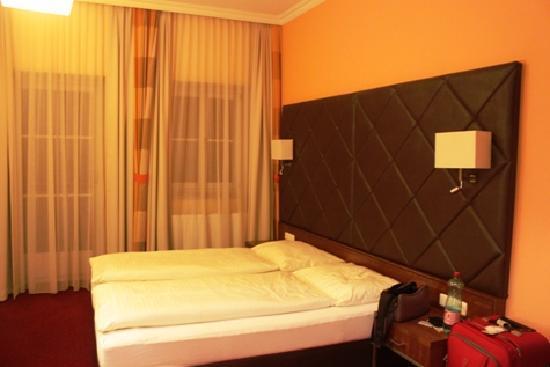 Villa Ceconi: Спальное место