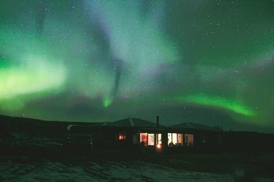 Hrifunes Guesthouse - Nordic lights