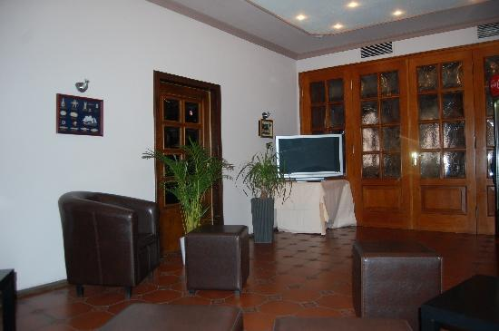 TOP Hotel Post Airport: One of the common areas in hotel