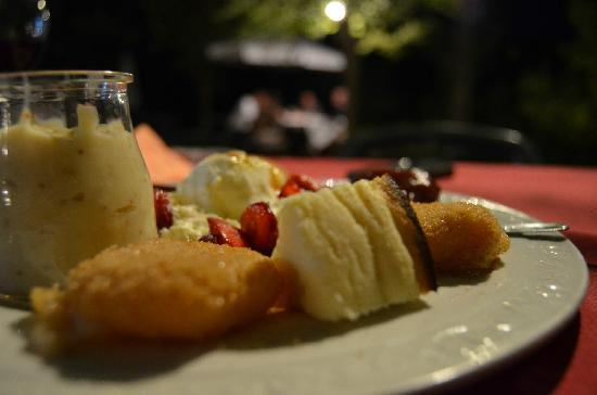 Alqueria de Morayma: Dessert :-)