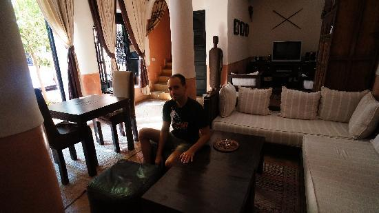 Riad Ajmal: Dayroom