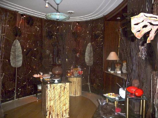 Four Seasons Hotel Milano : Sala del cioccolato