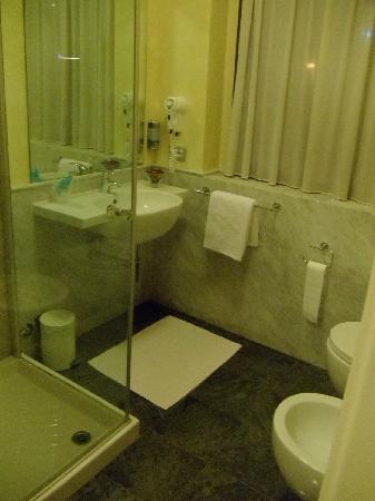 BergHotel : Bathroom