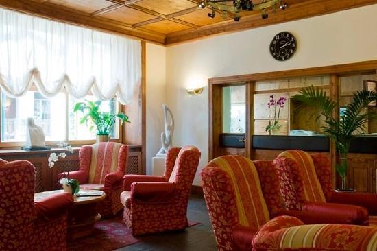 Concordia Parc Hotel: ingresso
