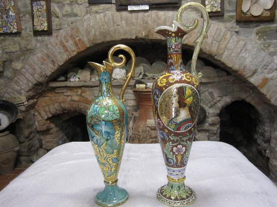 Antica Fornace Deruta: Baiano Collection