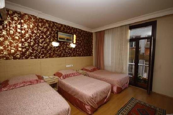 Hotel California Istanbul: room