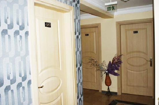 Hotel California Istanbul: corridor