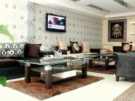 Hotel California Istanbul: lobi