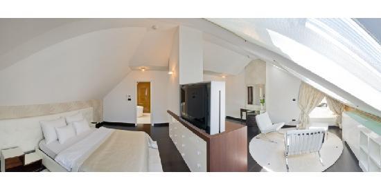 Marmont Hotel Heritage : Luxury suite