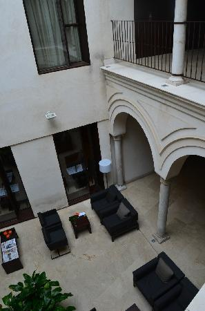 Hotel Posada del Lucero : Hotelinnenhof