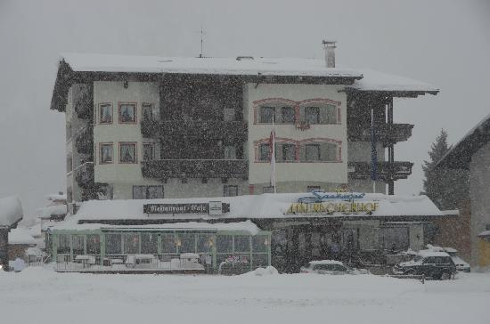 Mauracherhof: Hotel front view