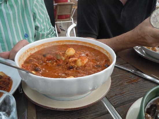 Brasserie Restaurant de L'Union : le stockfish pour une personne