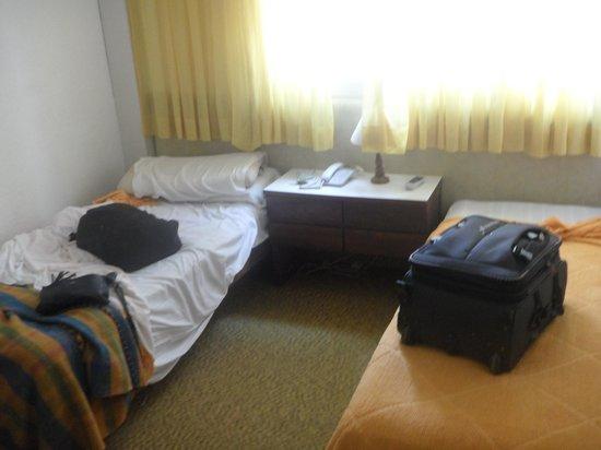 Punta del Este Shelton Hotel: Habitacion Shelton