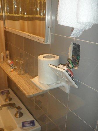 Shelton Hotel: banho 2