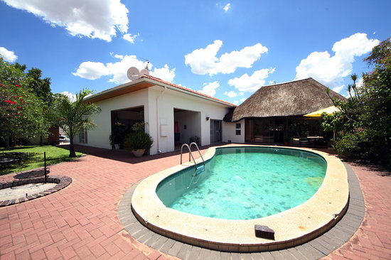 Tamboti Guest House: guest house