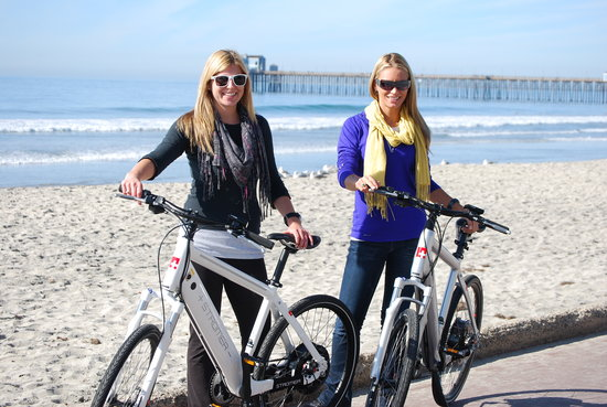 San Diego Fly Rides: Bike Tour along the Gold Coast of San Diego